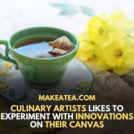 Culinary Artists with Innovations on Canvas