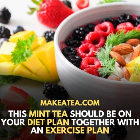 Moroccan Mint Tea Benefits in Weight Loss