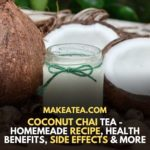 Coconut chai tea recipe